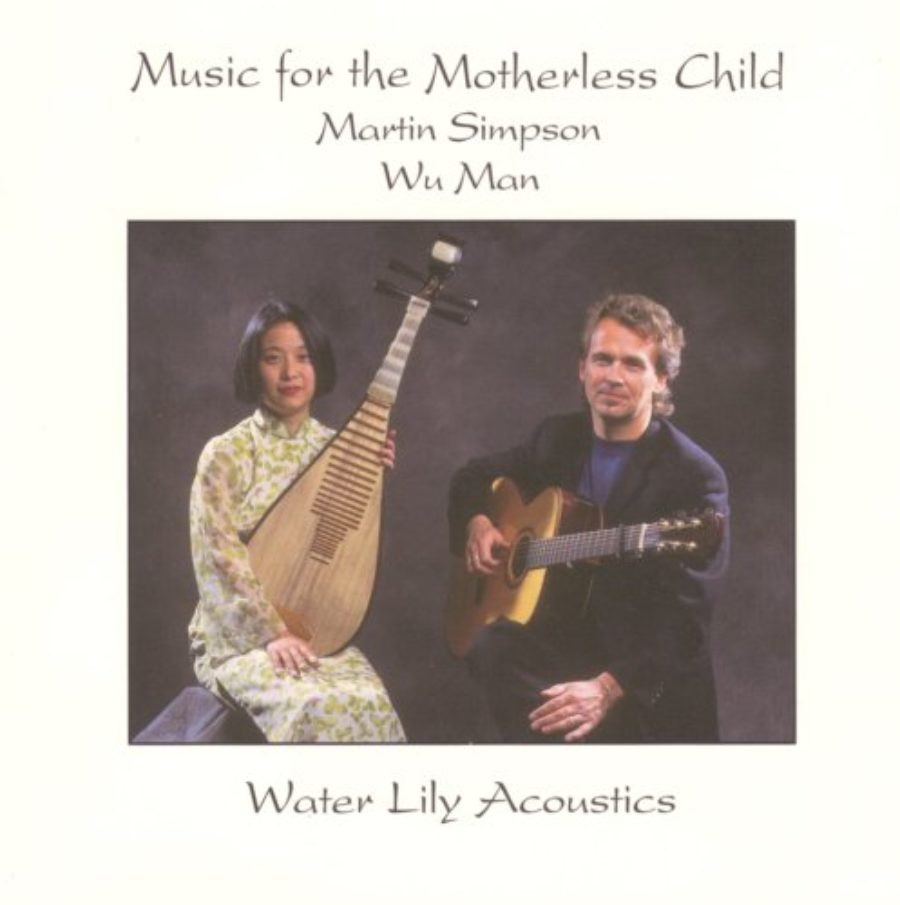Cover of Music for the Motherless Child