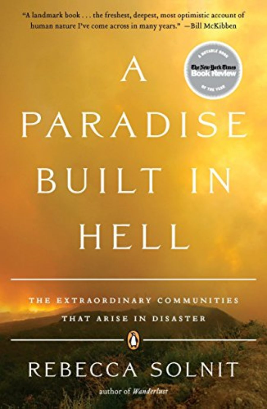 Cover of A Paradise Built in Hell: The Extraordinary Communities That Arise in Disaster
