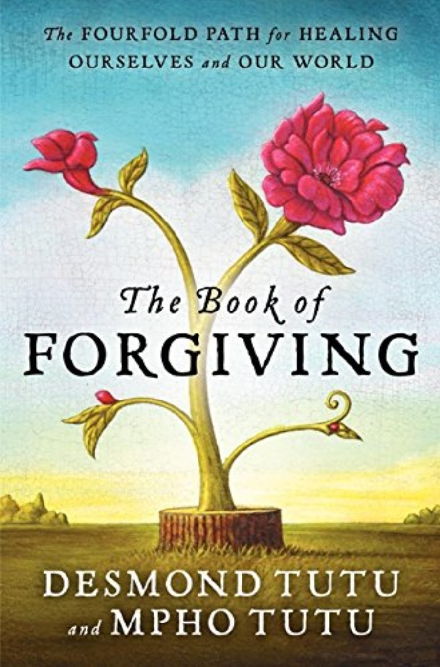 Cover of The Book of Forgiving: The Fourfold Path for Healing Ourselves and Our World