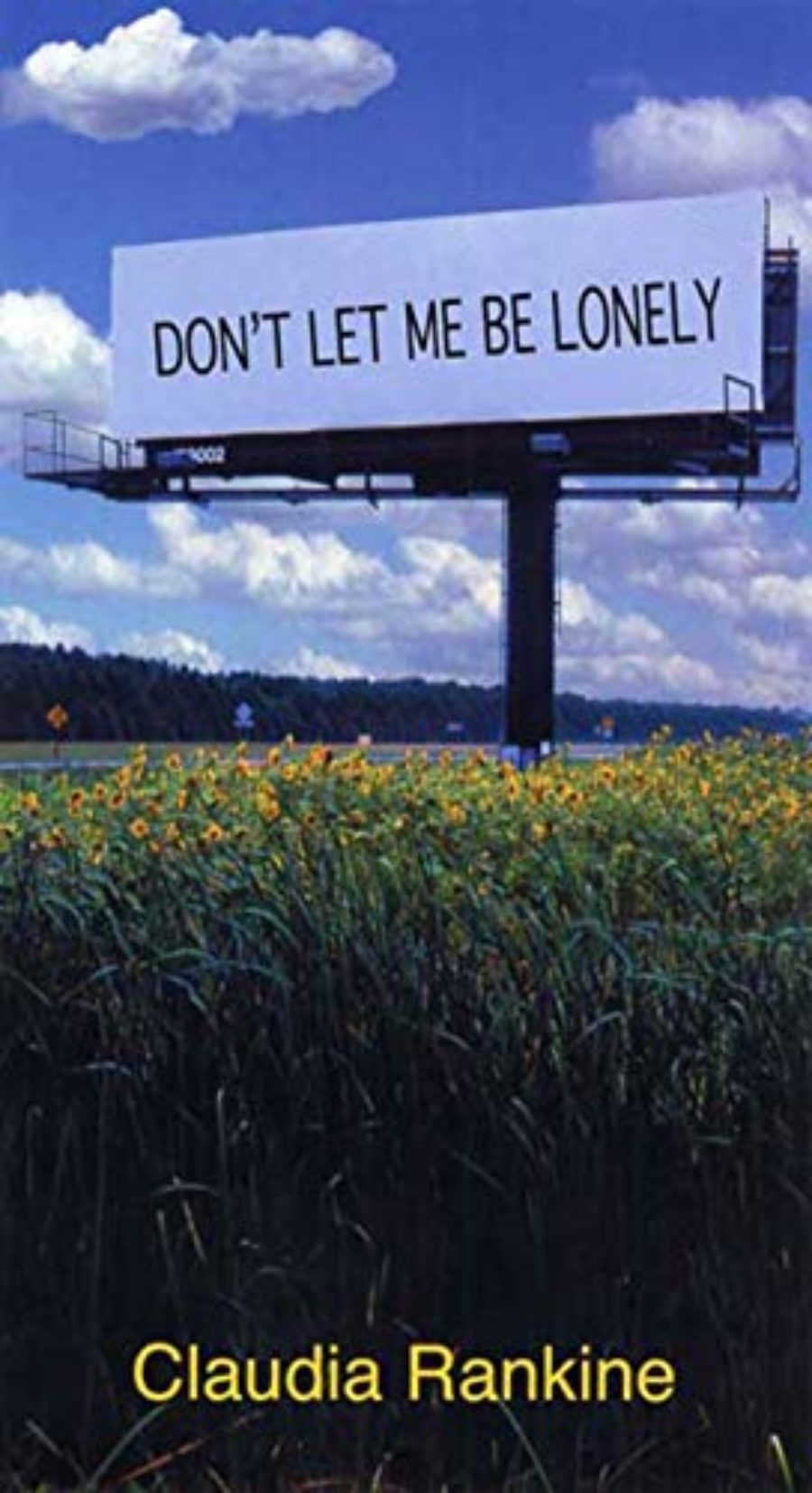 Cover of Don't Let Me Be Lonely: An American Lyric
