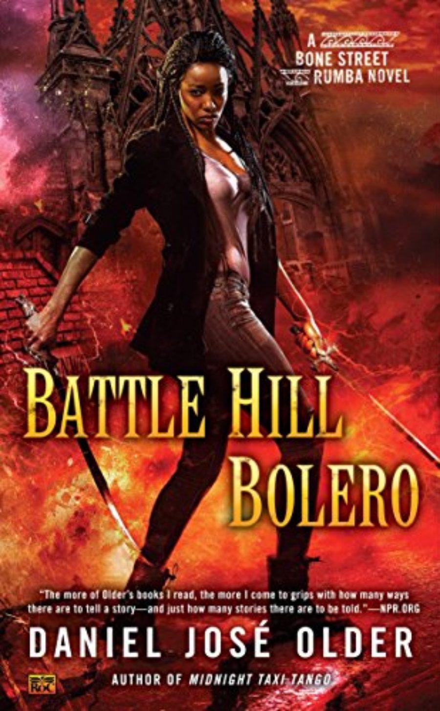 Cover of Battle Hill Bolero (Bone Street Rumba)