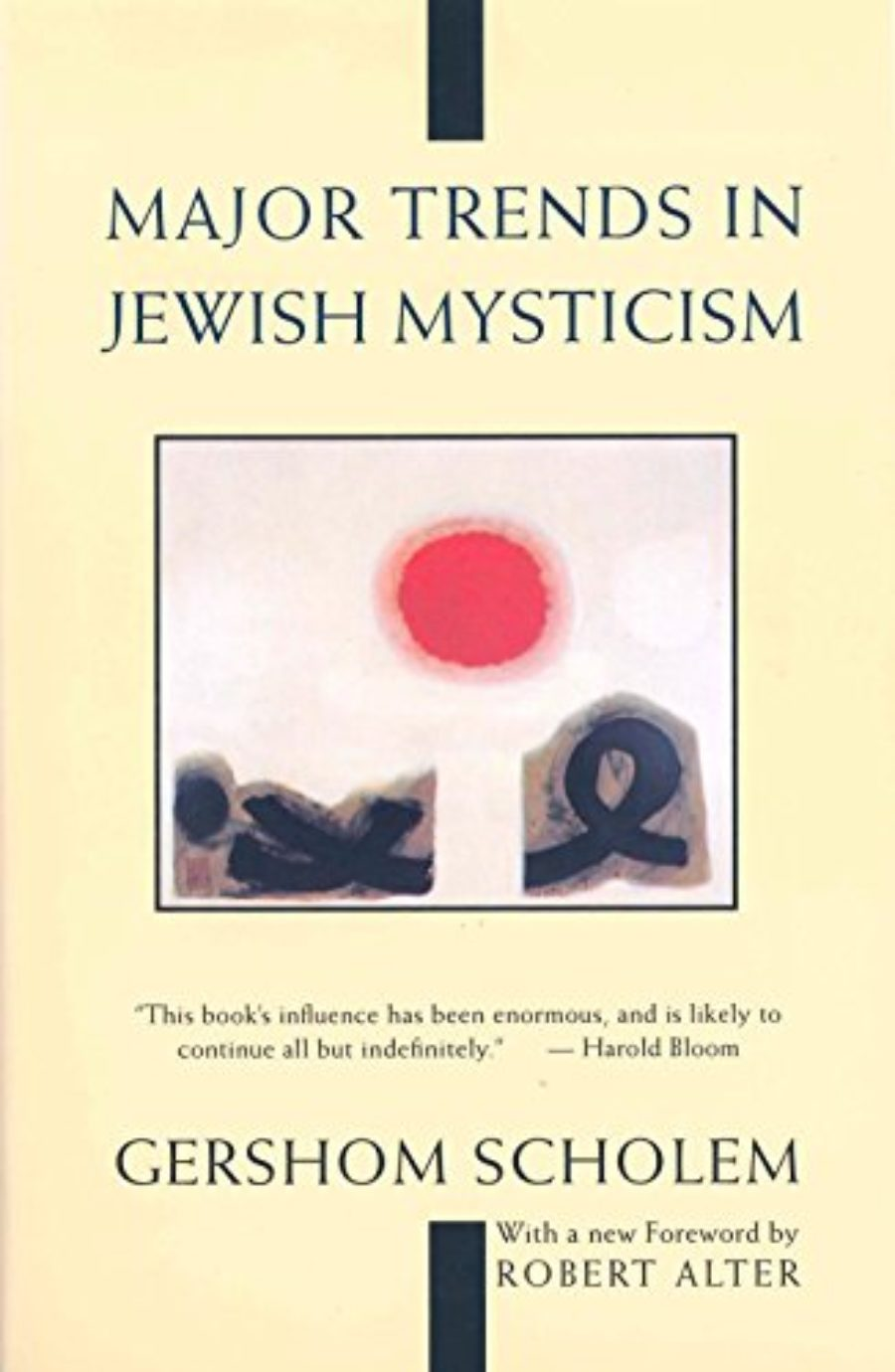 Cover of Major Trends in Jewish Mysticism