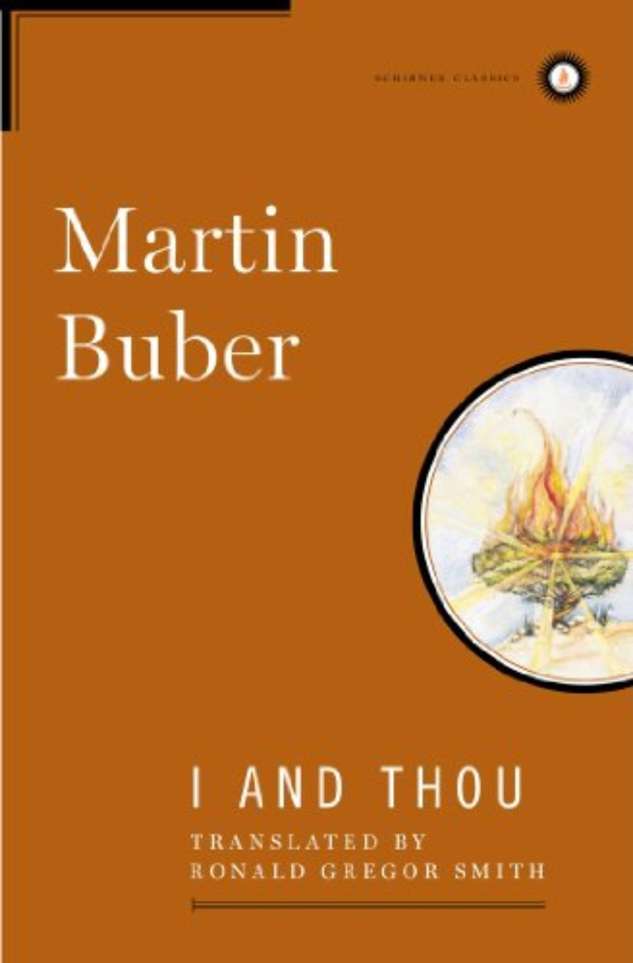 Cover of I and Thou (Scribner Classics)