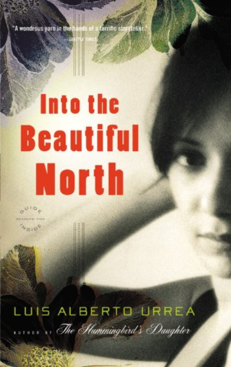 Cover of Into the Beautiful North: A Novel