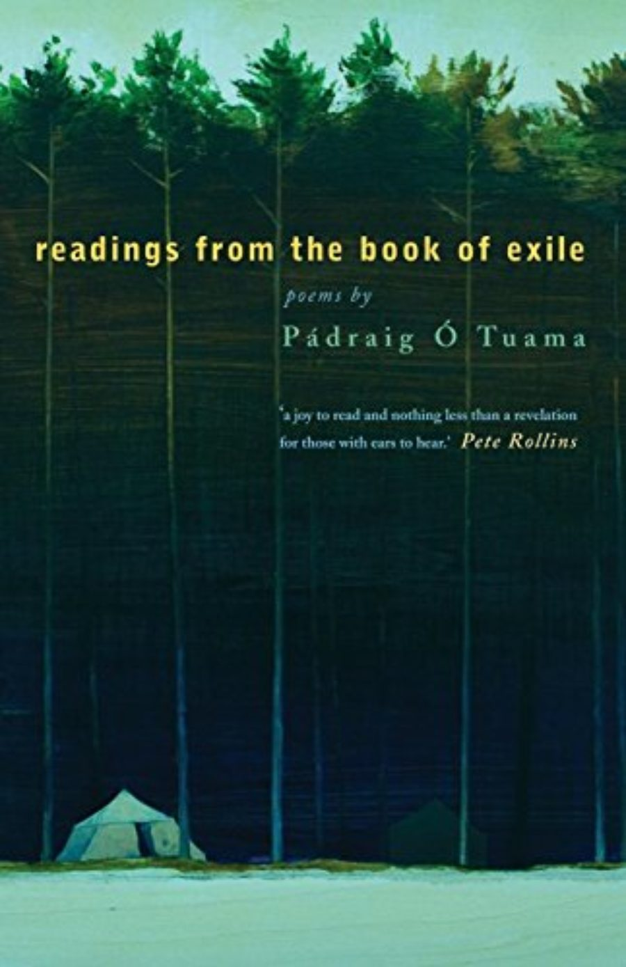 Cover of Readings from the Book of Exile