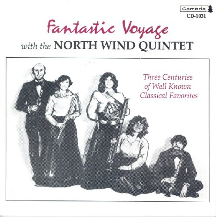Cover of Fantastic Voyage (Chamber Music)