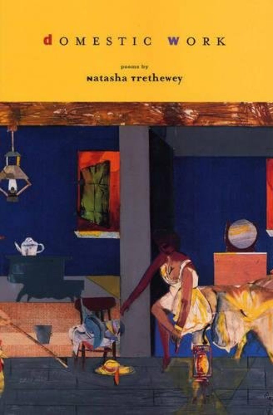 Cover of Domestic Work: Poems