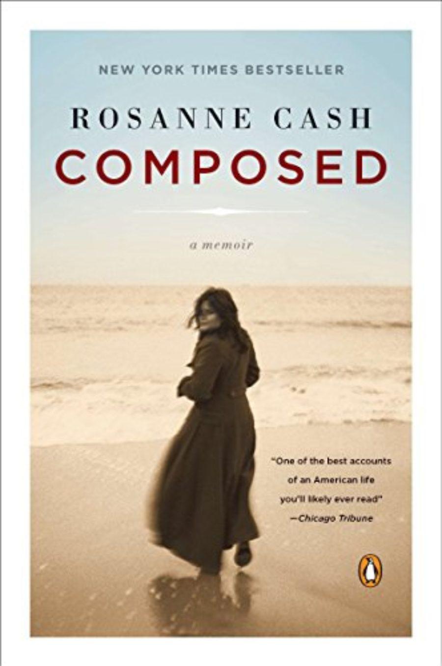 Cover of Composed: A Memoir