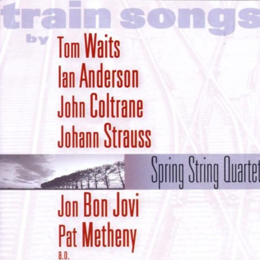 Cover of Train Songs
