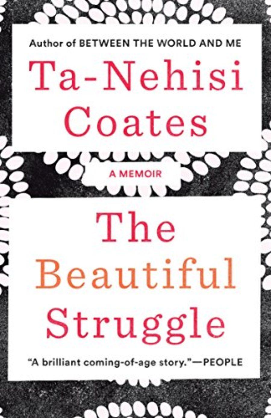 Cover of The Beautiful Struggle: A Memoir
