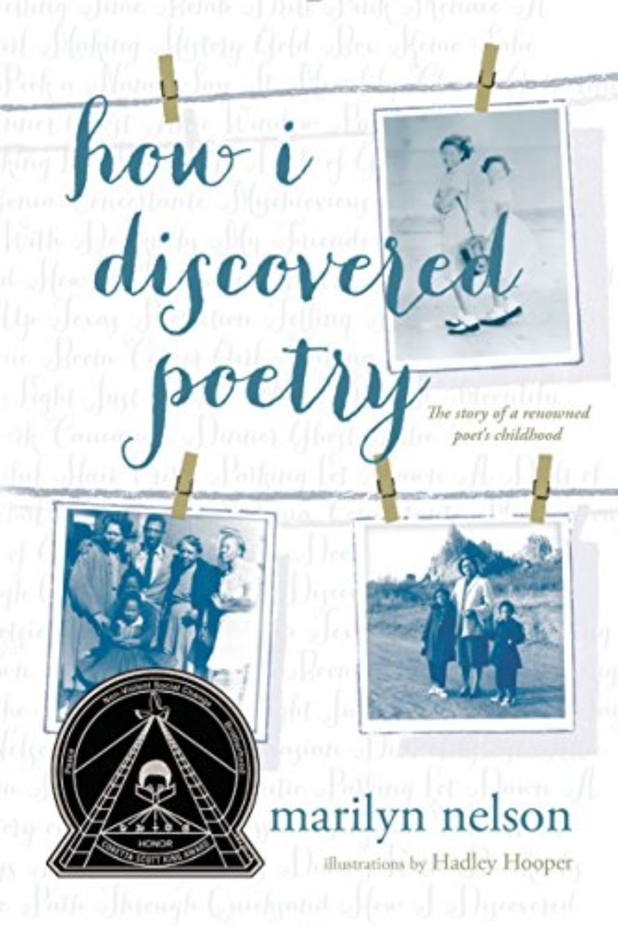 Cover of How I Discovered Poetry