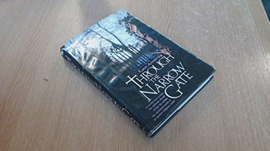 Cover of Through the Narrow Gate