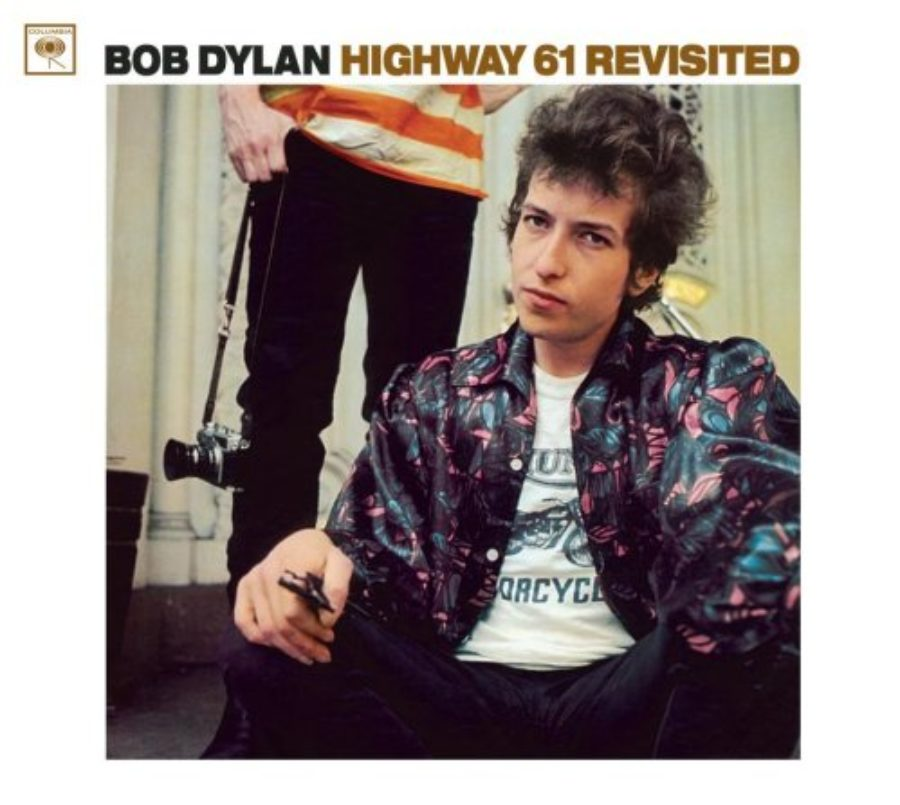 Cover of Highway 61 Revisited