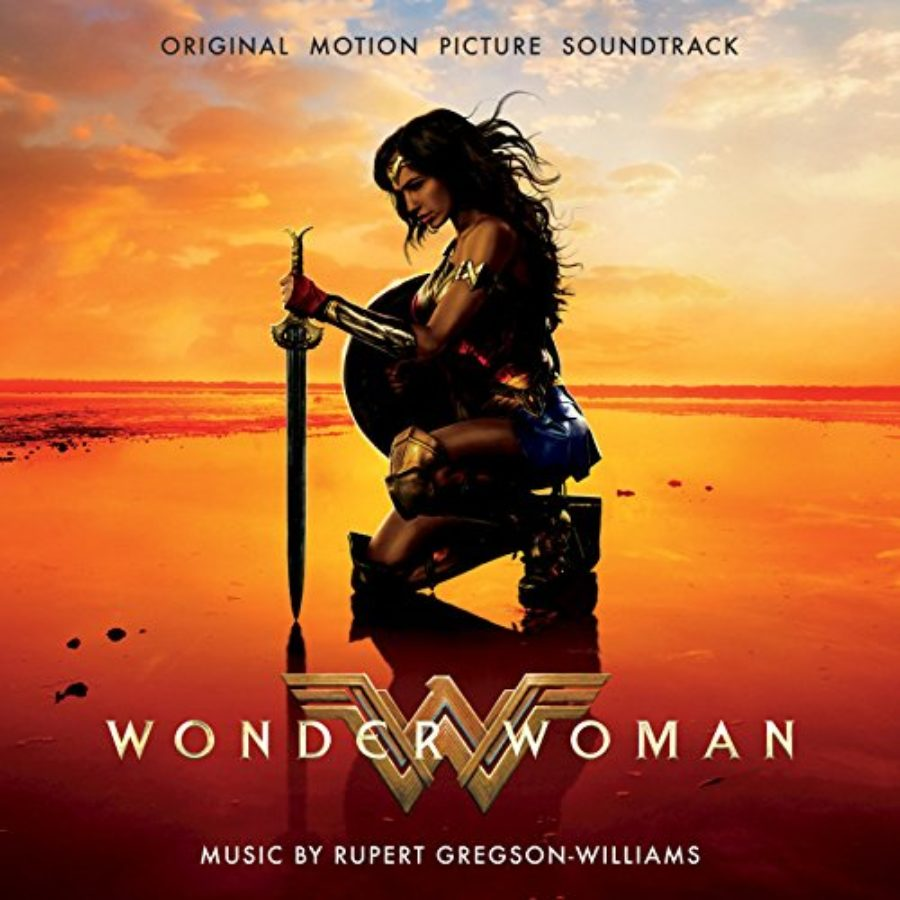 Cover of Wonder Woman: Original Motion Picture Soundtrack