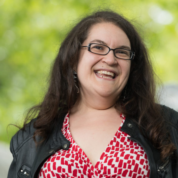 Image of Naomi Alderman