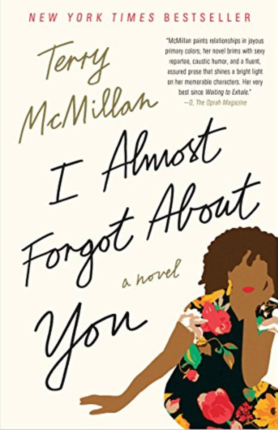 Cover of I Almost Forgot About You: A Novel