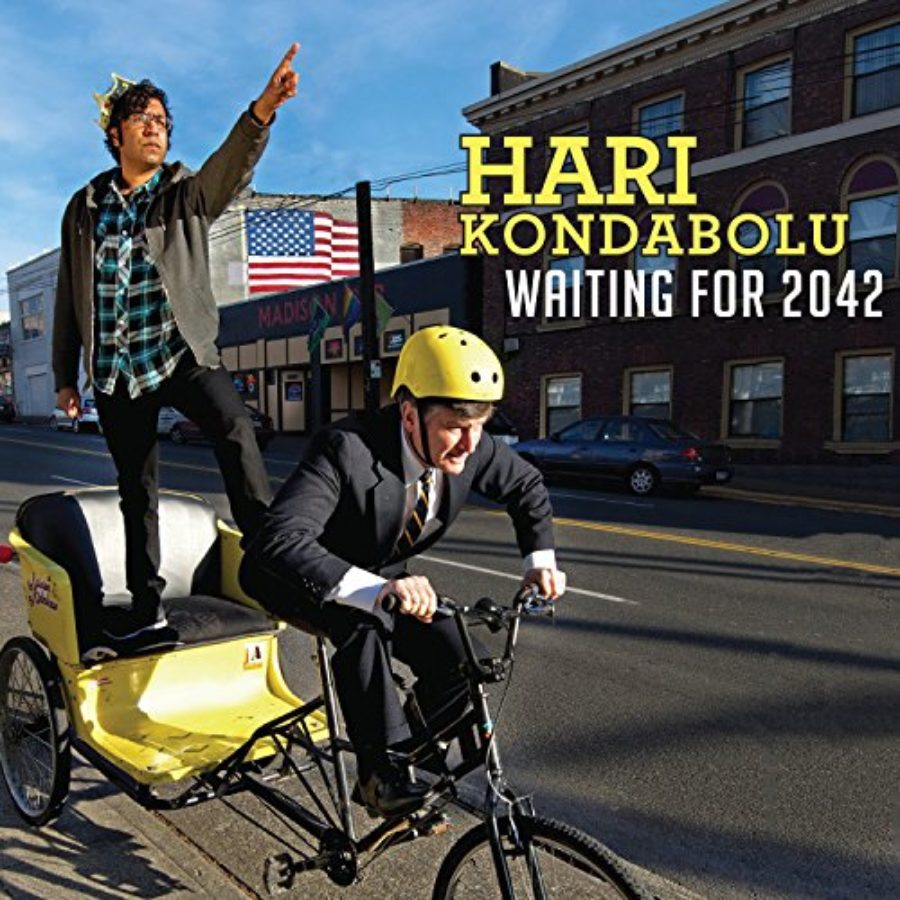 Cover of Waiting For 2042