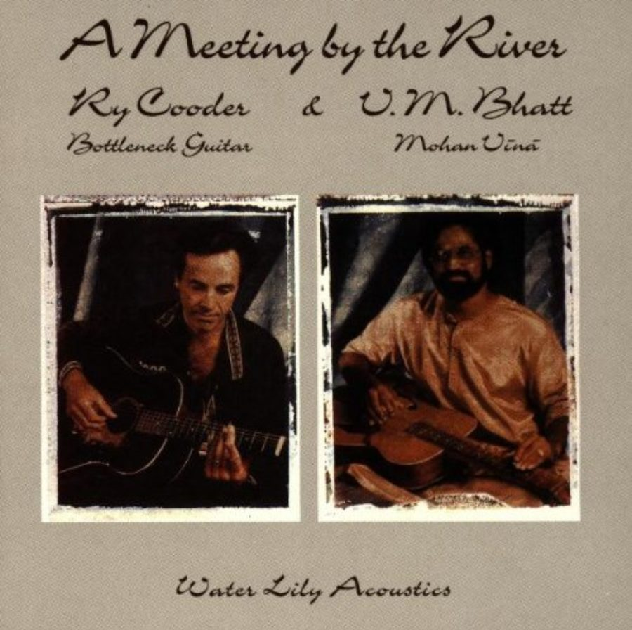 Cover of A Meeting by the River