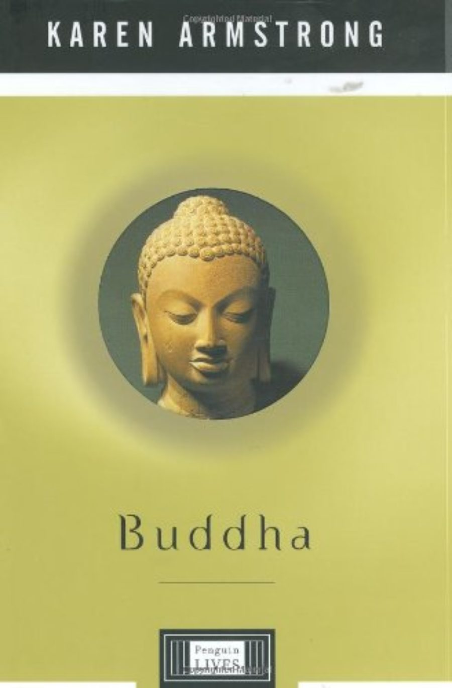 Cover of Buddha (Penguin Lives)