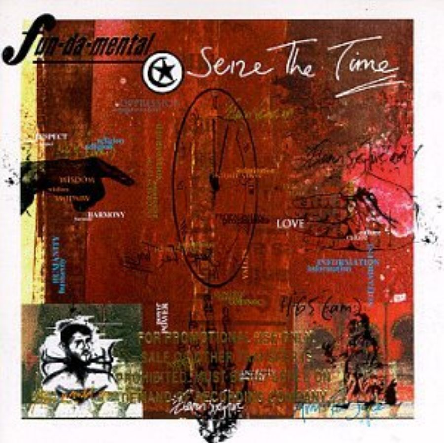 Cover of Seize the Time