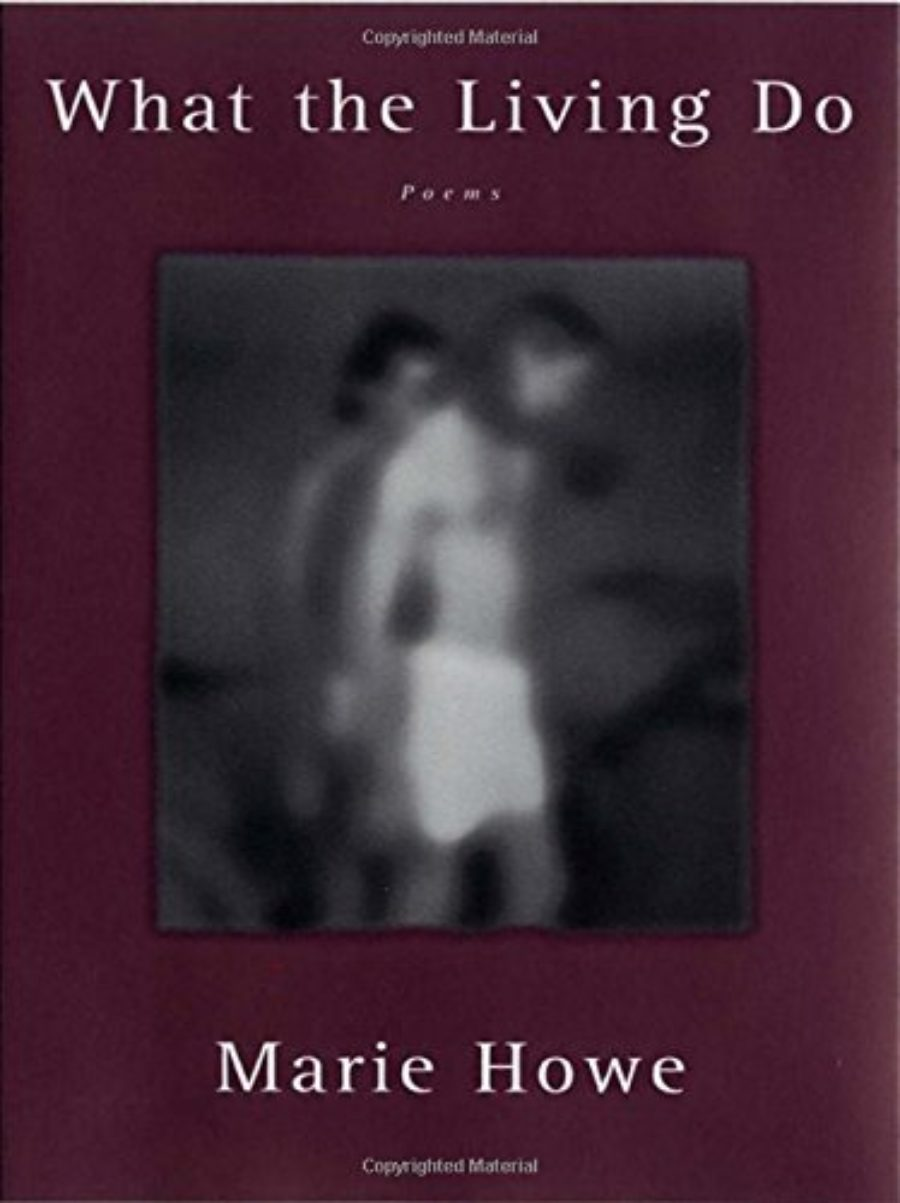 Cover of What the Living Do: Poems