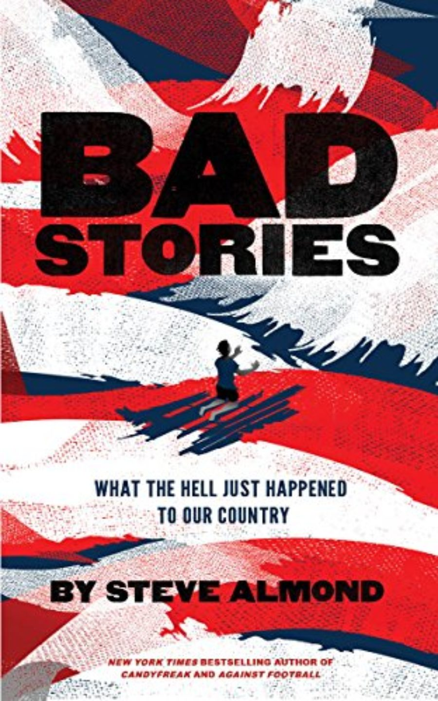 Cover of Bad Stories: What the Hell Just Happened to Our Country