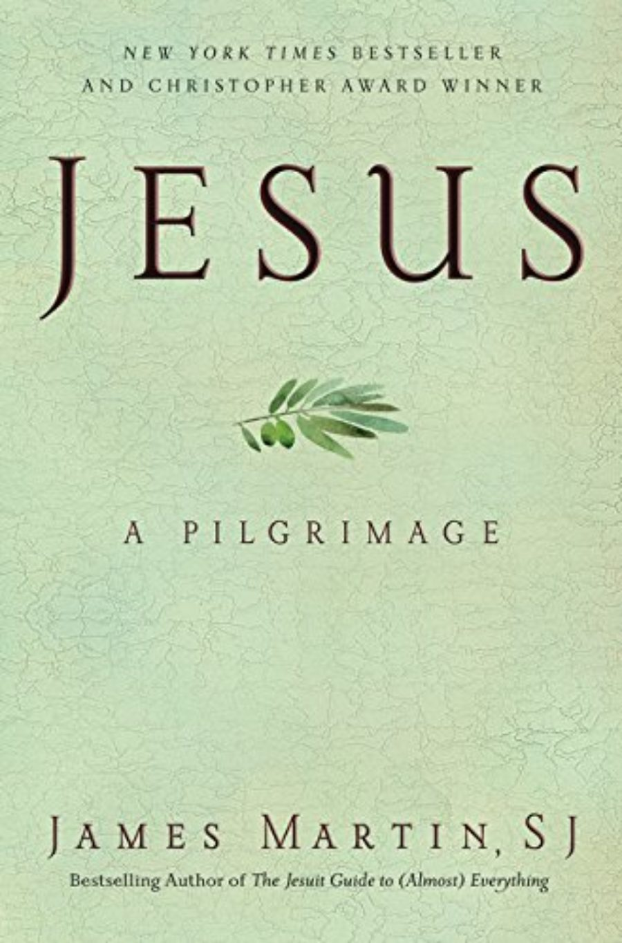 Cover of Jesus: A Pilgrimage