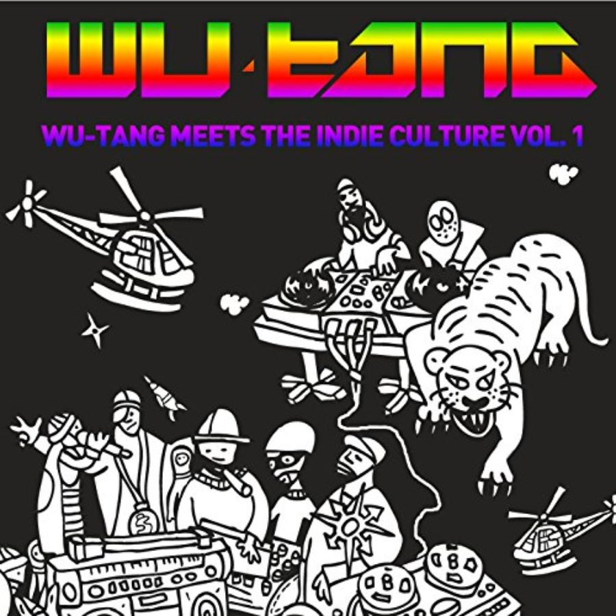 Cover of Wu-Tang Meets The Indie Culture [Explicit]