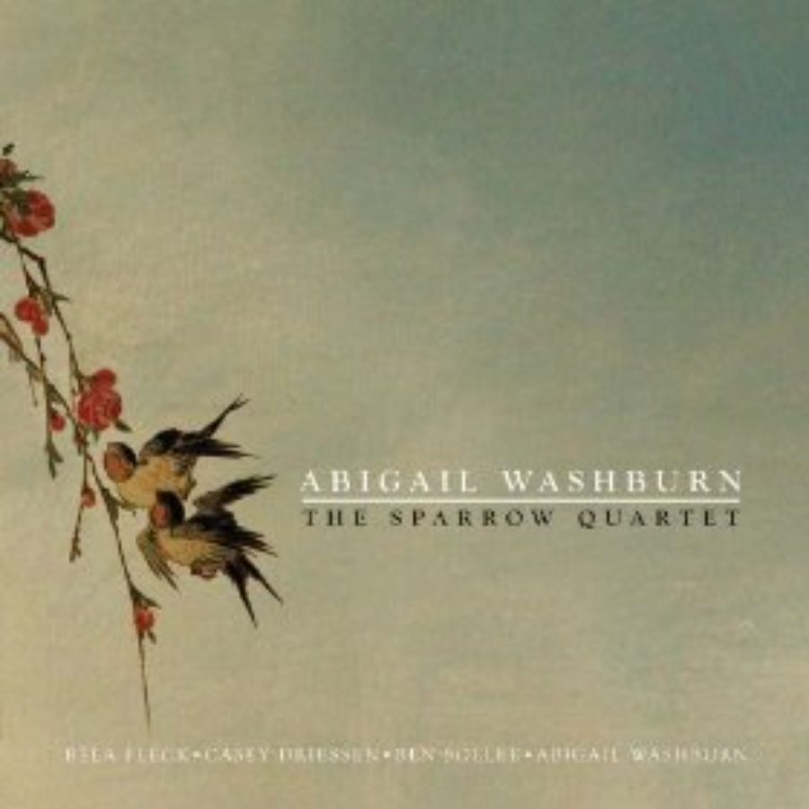 Cover of Abigail Washburn - The Sparrow Quartet (5 track EP)