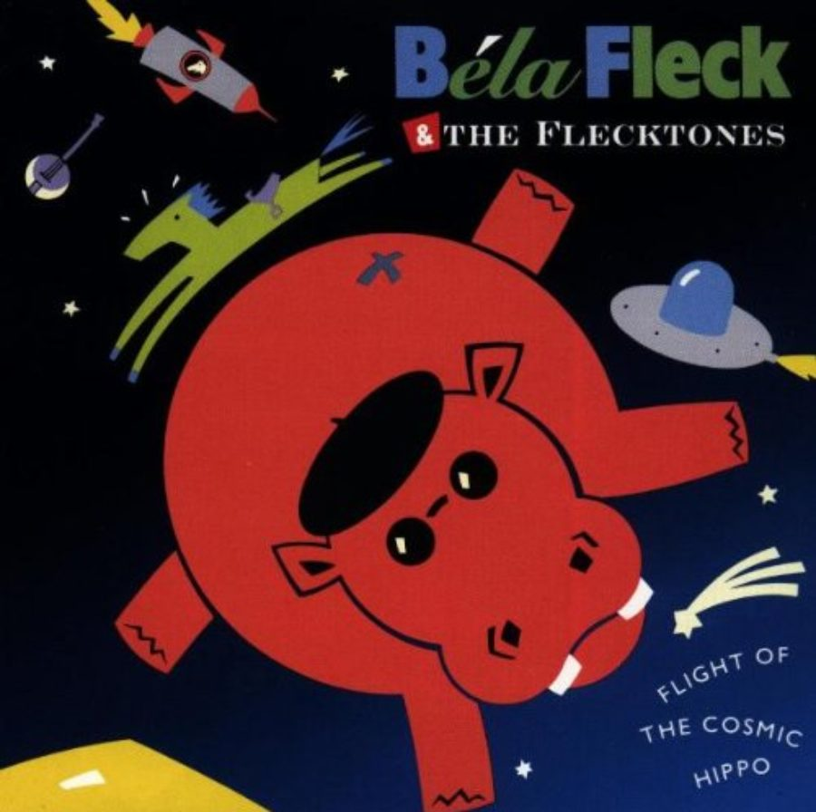 Cover of Flight of the Cosmic Hippo