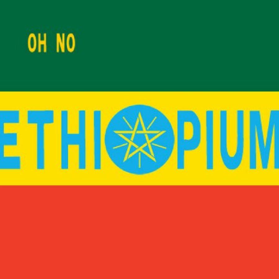 Cover of Dr. No's Ethiopium