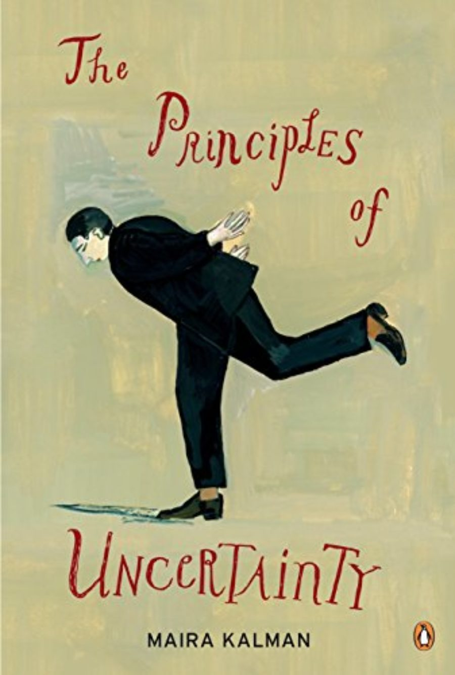 Cover of The Principles of Uncertainty
