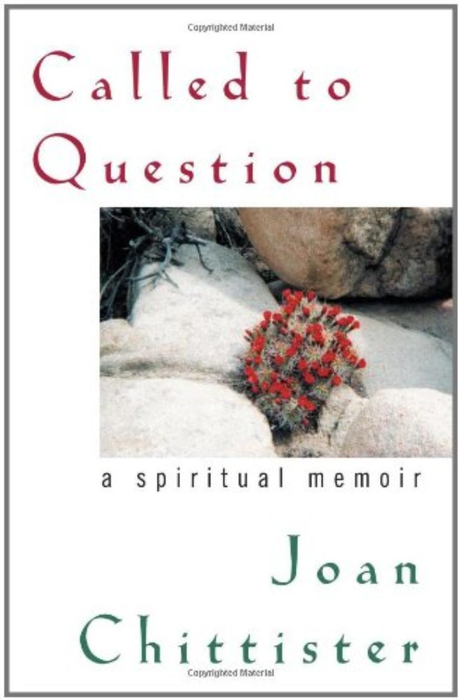Cover of Called to Question: A Spiritual Memoir