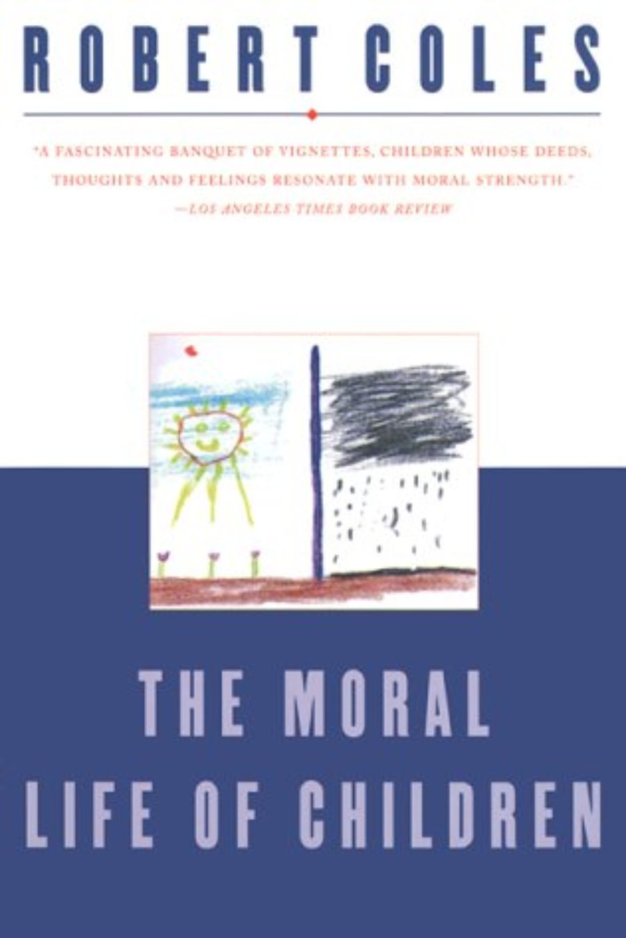 Cover of The Moral Life of Children