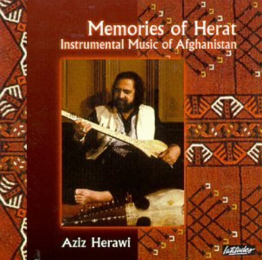 Cover of Memories Of Herat: Instrumental Music Of Afghanistan