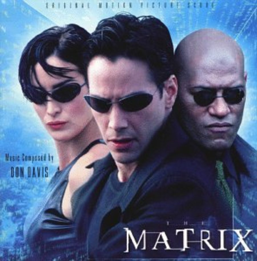 Cover of The Matrix: Original Motion Picture Score