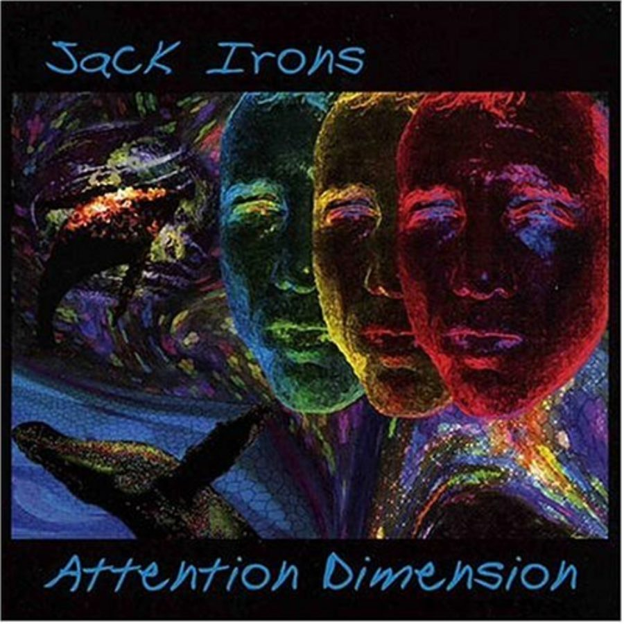 Cover of Attention Dimension