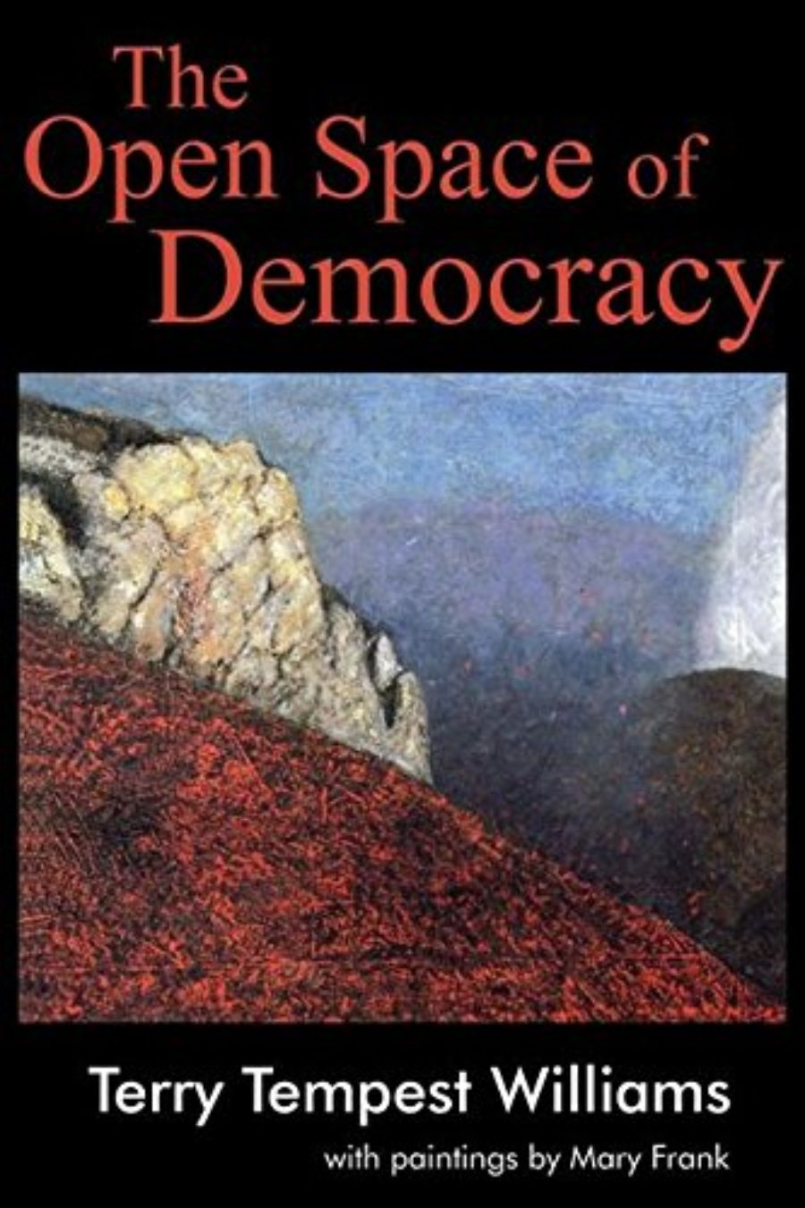 Cover of The Open Space of Democracy: