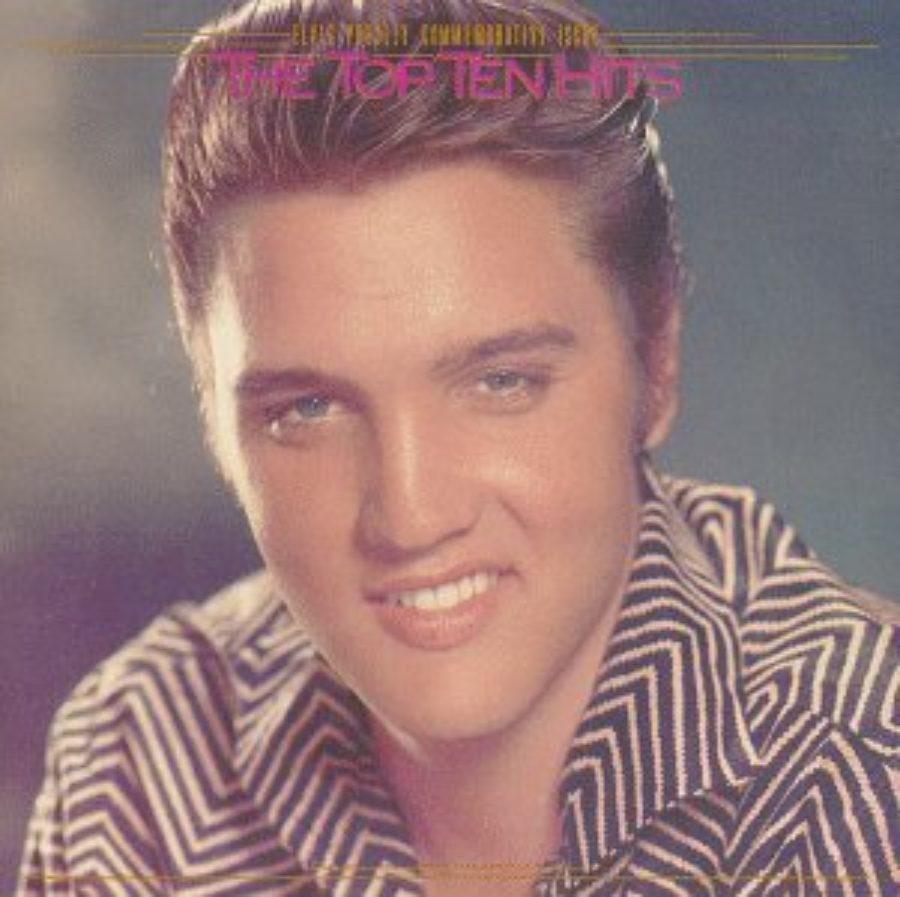 Cover of Top Ten Hits