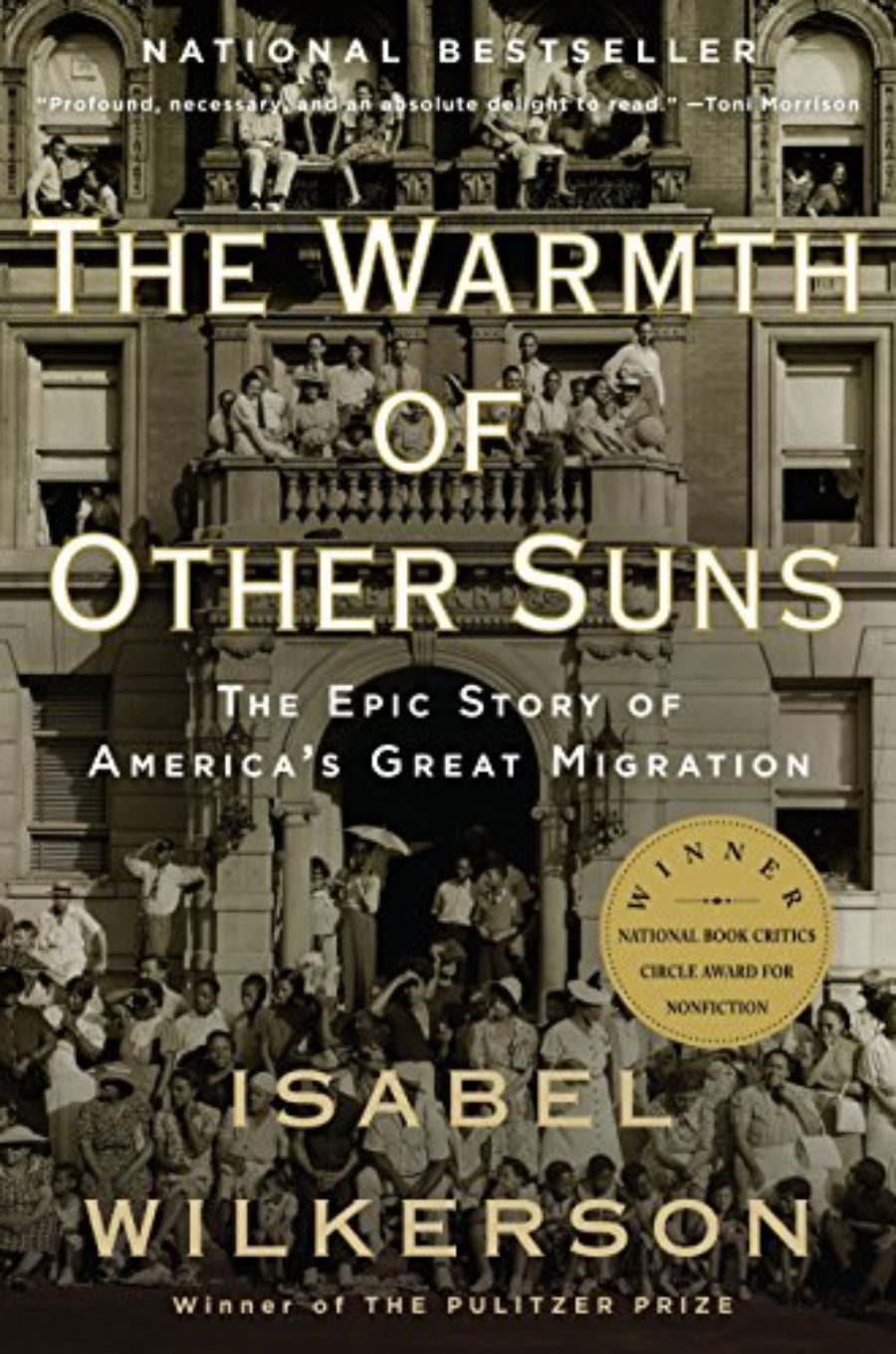 Cover of The Warmth of Other Suns: The Epic Story of America's Great Migration