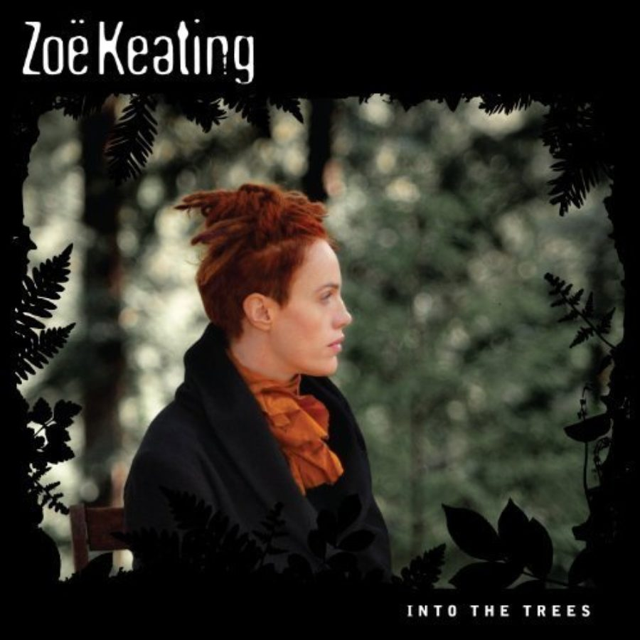Cover of Into The Trees by Zoe Keating [2010]