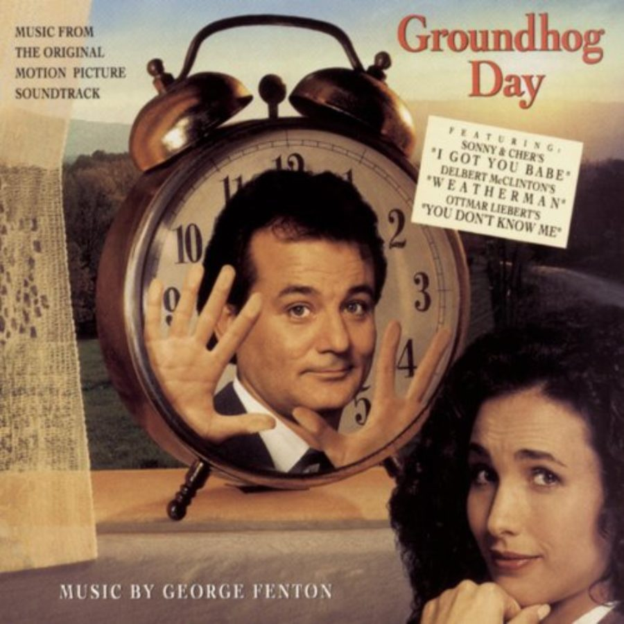 Cover of GROUNDHOG DAY: Music From The Original Motion Picture Soundtrack