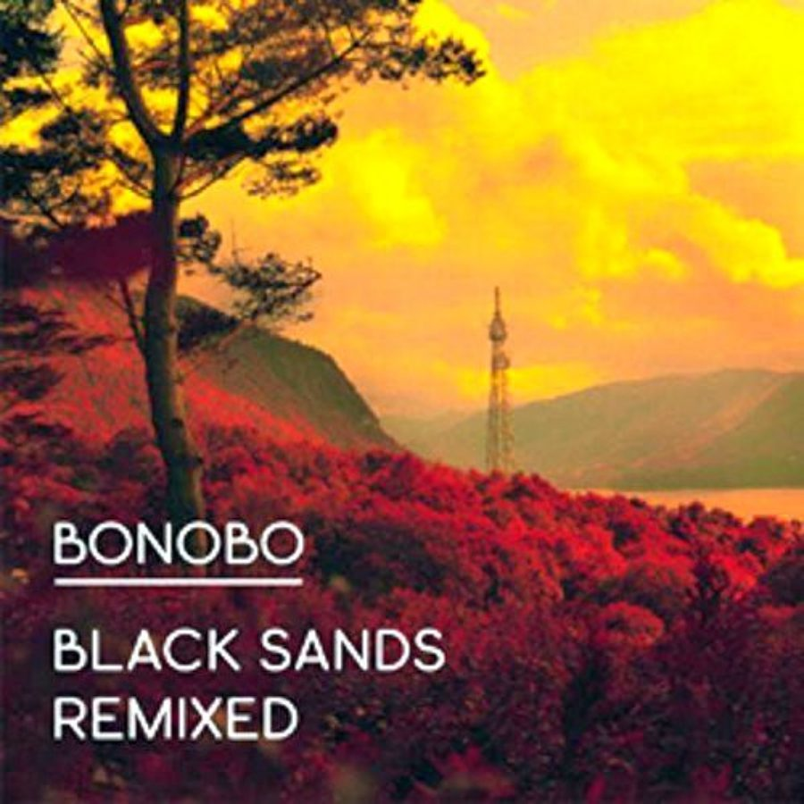 Cover of Black Sands Remixed