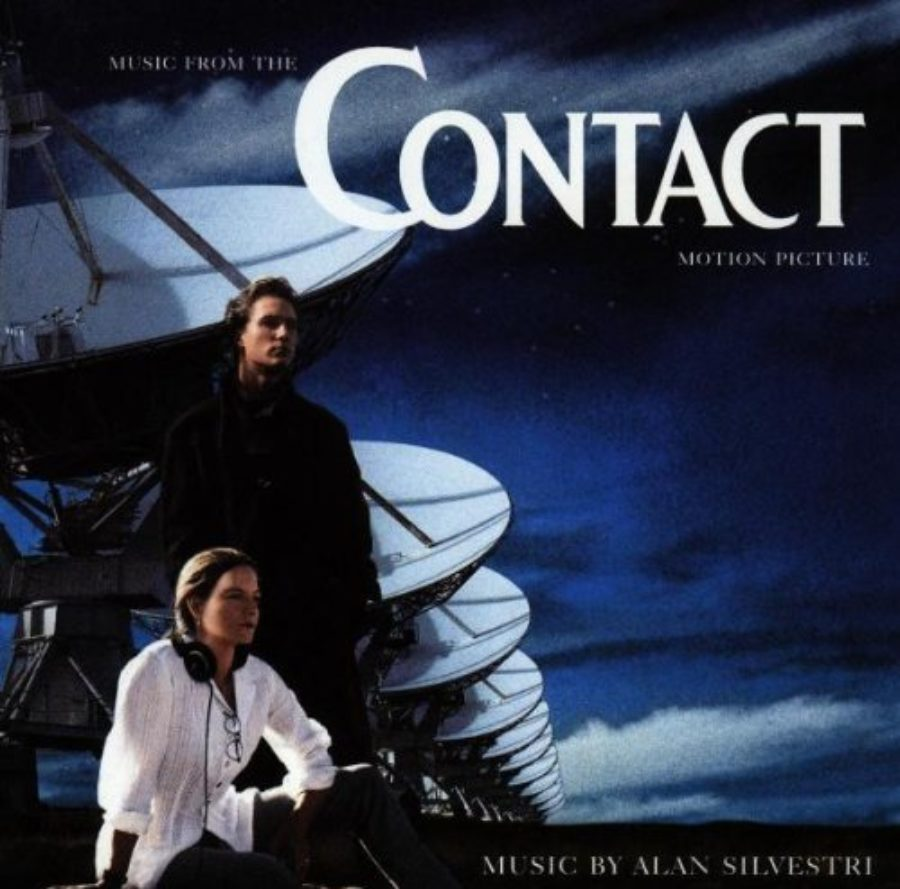Cover of Contact: Music From The Motion Picture