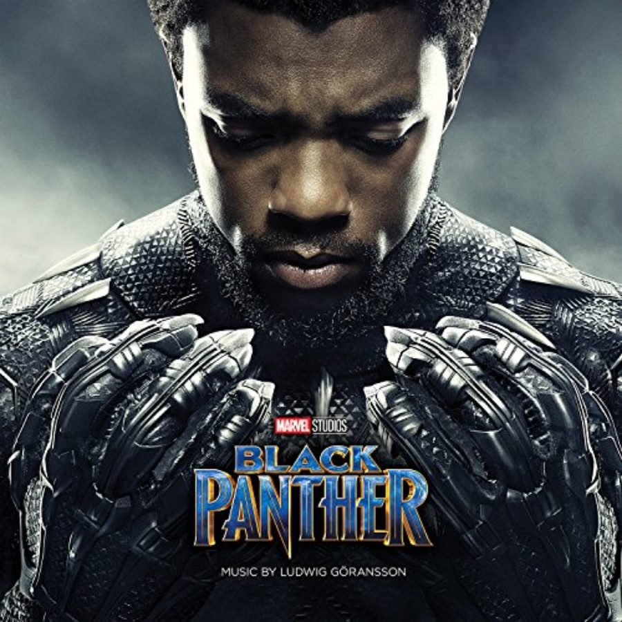 Cover of Black Panther (Original Score) [LP]