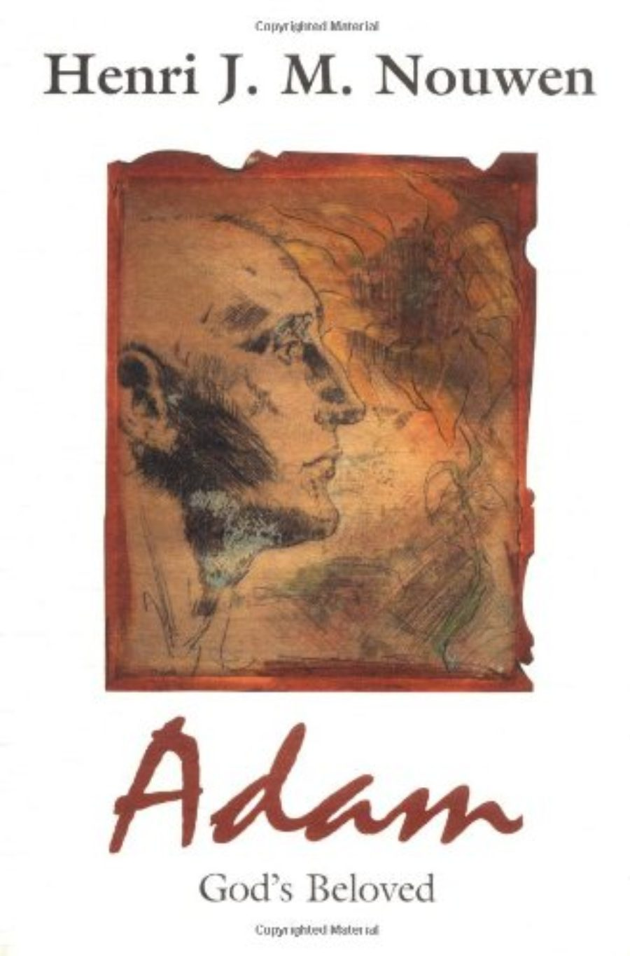 Cover of Adam: God's Beloved