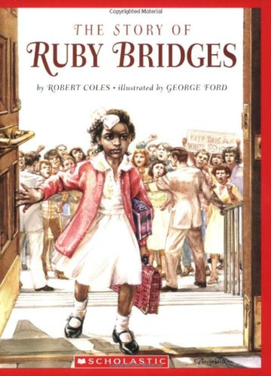Cover of The Story Of Ruby Bridges (Scholastic Bookshelf)