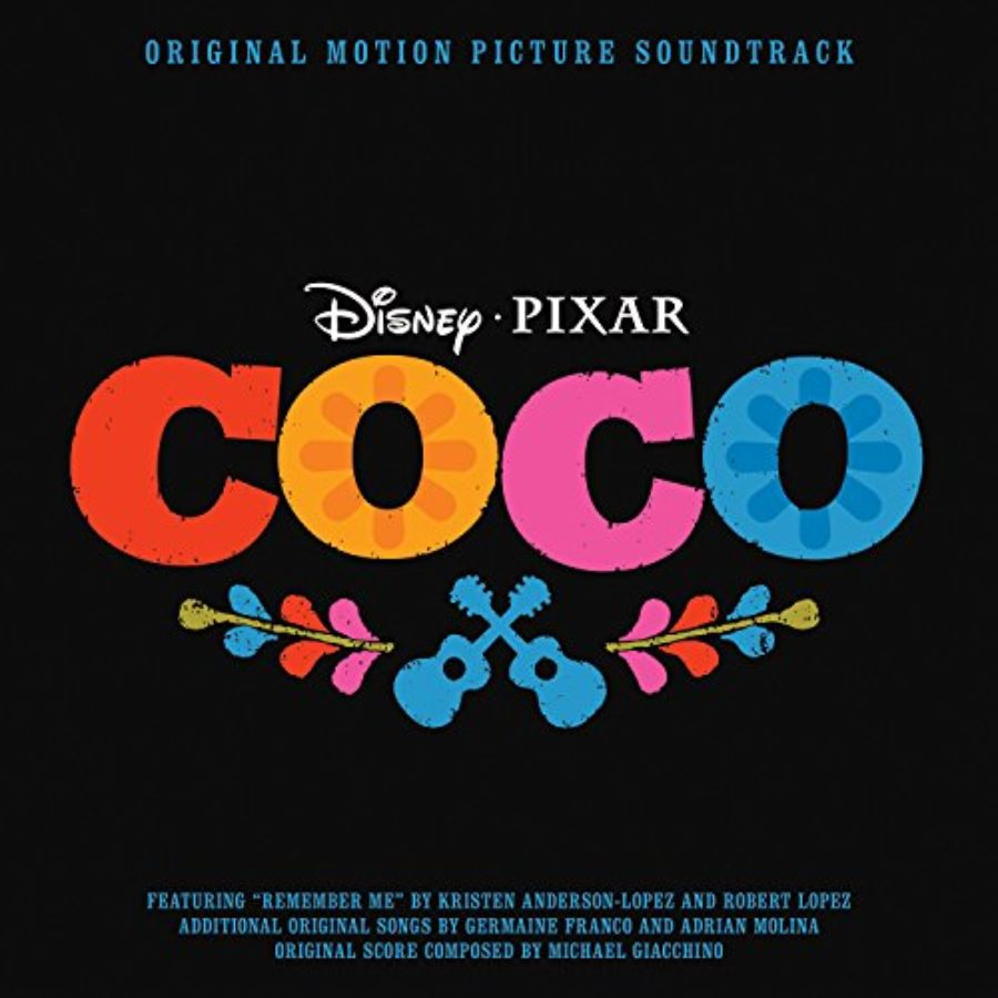 Cover of Coco (Original Motion Picture Soundtrack)