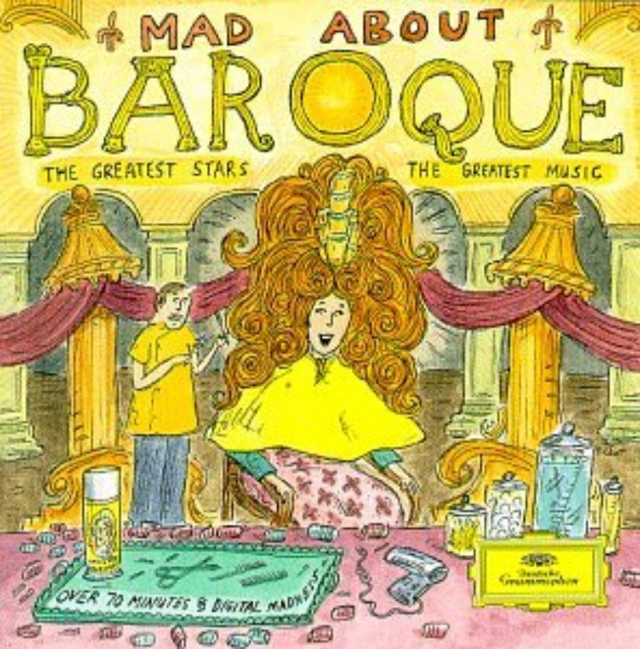 Cover of Mad About Baroque