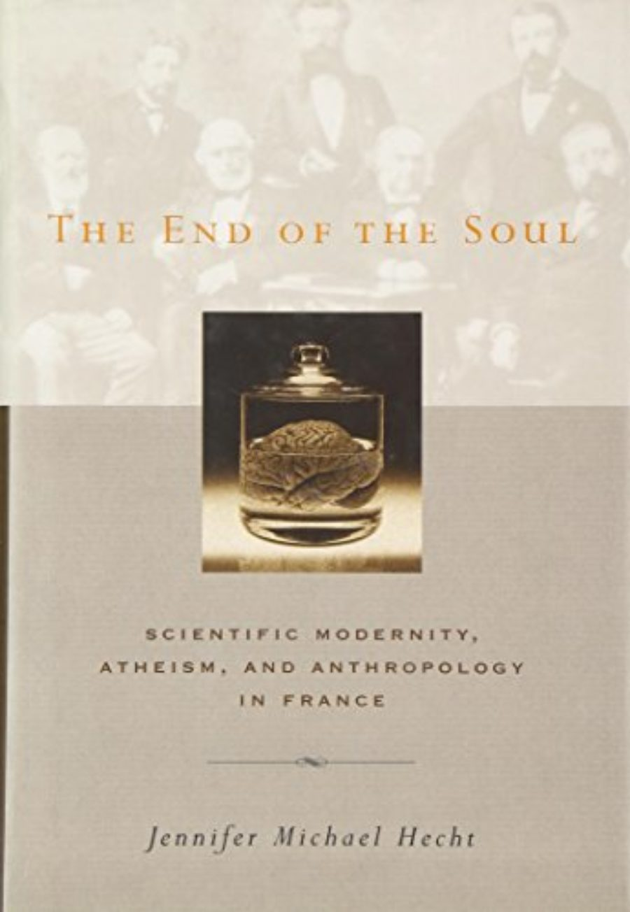 Cover of The End of the Soul